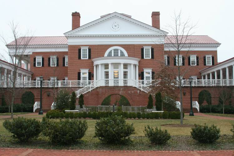 Darden School of Business offers an MBA in Entrepreneurship