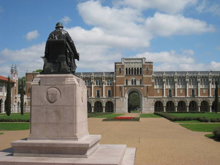 Rice University, Houston, Texas, USA