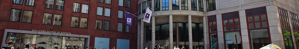NYU Stern Adds Another Dual Degree - MBA and MS in Mathematics in Finance