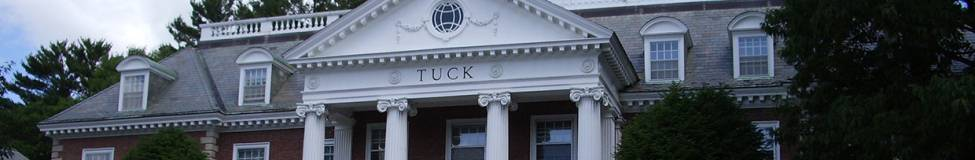 Dartmouth - Tuck Adds International Course Requirement to MBA Program