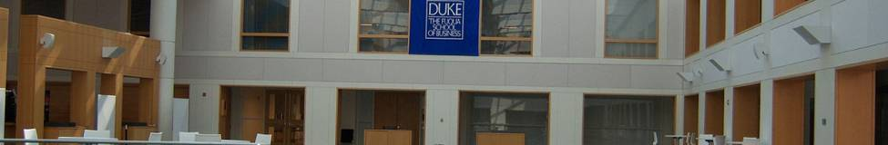 Duke Fuqua Now Offering MBA Concentration in Energy Finance