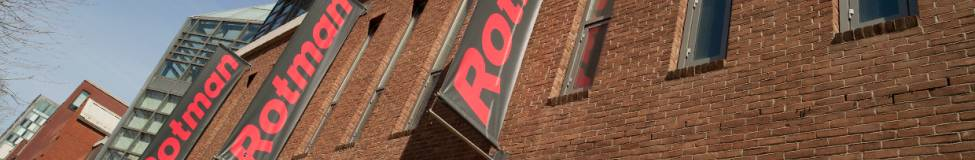 Toronto's Rotman School of Management Launches Executive MBA in Healthcare