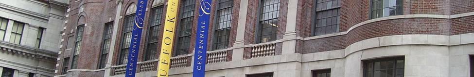 Suffolk - Sawyer to Launch New MBA Program
