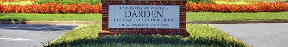Virginia - Darden Launches Part-Time MBA in the Washington, DC Area