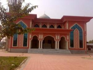 Pic of IIuc Central Masjid