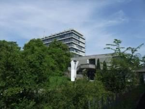 The Hilltop campus