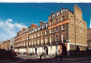 Hult London in Russell Square, Bloosmbury