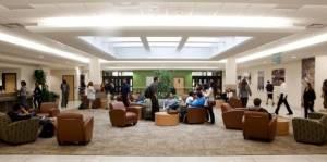University Union Lounge at Binghamton University, State University of New York