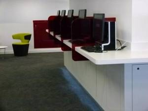 MediaCityUK campus facilities