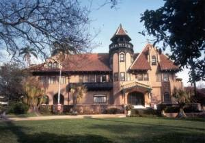 The Doheny Mansion