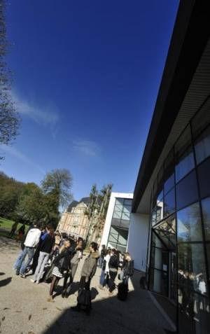 Rouen Business School Campus