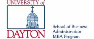 University of Dayton - School of Business Administration - Online MBA