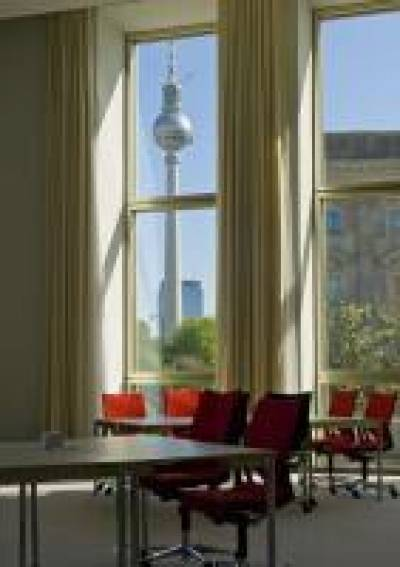View of Berlin's TV Tower