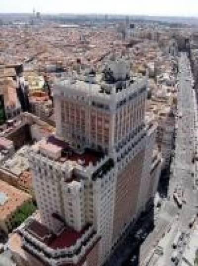 Madrid city centre