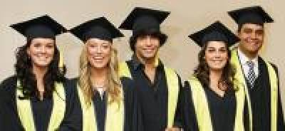 Students of the International MBA program