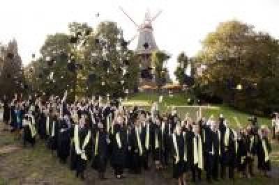 Graduation Ceremony 2011