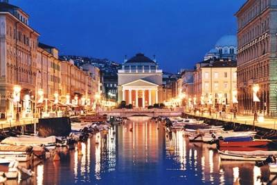 Trieste, the sea in the hearth of the city