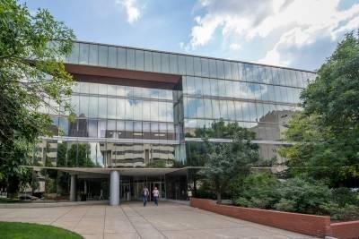 Mervis Hall - home of the Katz Graduate School of Business