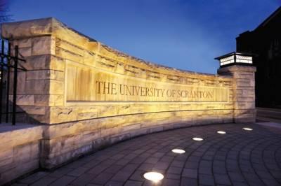 The University of Scranton, Scranton PA