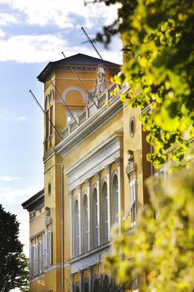 MIB Trieste School of Management headquarters