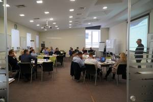SSE Russia classroom in Moscow