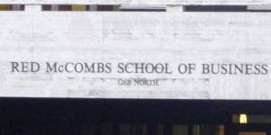UT Austin - McCombs