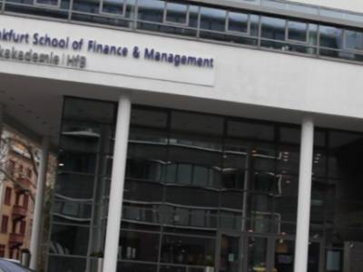 Frankfurt School of Finance & Management to Offer a Full-Time MBA