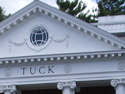 MBA School Choice: Yale SOM Vs. Dartmouth Tuck