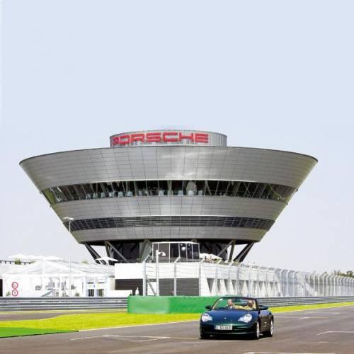Leipzig Porsche plant