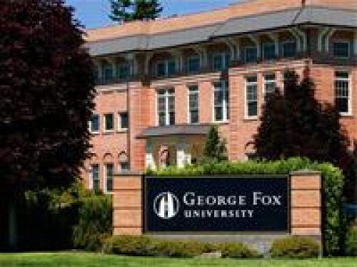 George Fox University's full-time MBA program is located on the Newberg, Oregon campus.