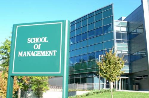 The School of Management at Binghamton University, State University of New York