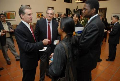 Distinguished Speakers Series - hosted by the Center for Leadership and Team Development