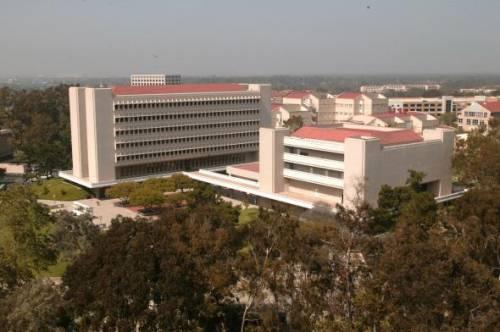 UC Irvine campus