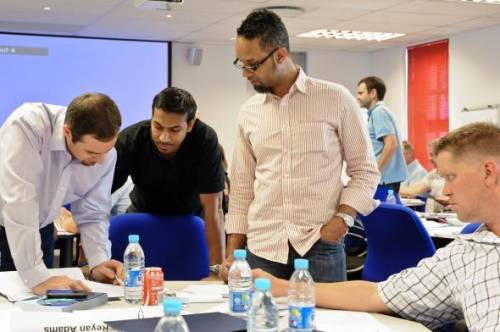 Henley Business School workshop