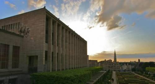 Brussels, capital of Europe An international environment