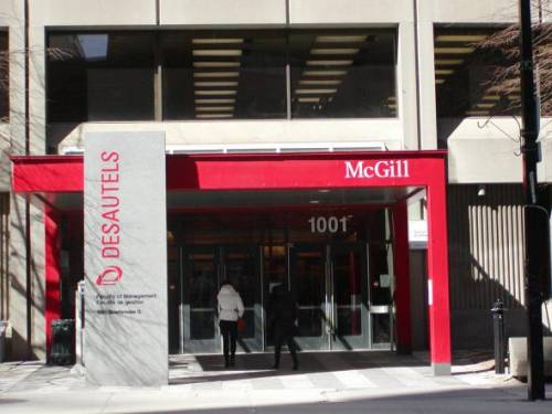 McGill University Business School