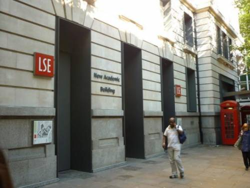 LSE New Academic Building