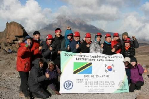 Kilmanjaro hike! Awesome!