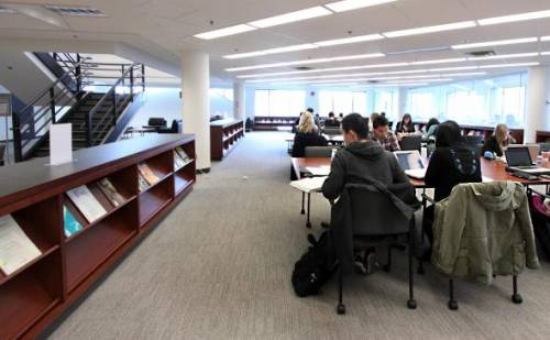 The Canaccord Learning Commons (CLC) is an online and physical space that provides out of class experiences to engage students.