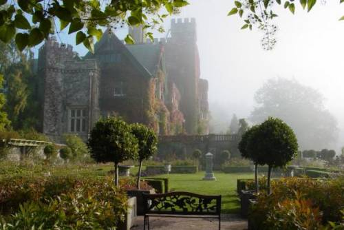 Hatley Castle, Royal Roads campus