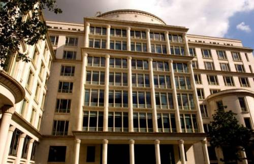 Woolgate Exchange 1st floor, Chicago Booth London Campus