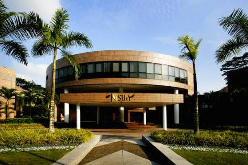 SIM Management House where all the Executive MBA classes are held.