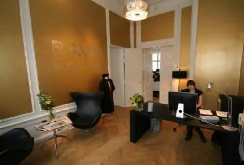 AVT Business School - Reception