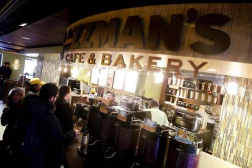 Jazzmans Cafe at Binghamton University, State University of New York