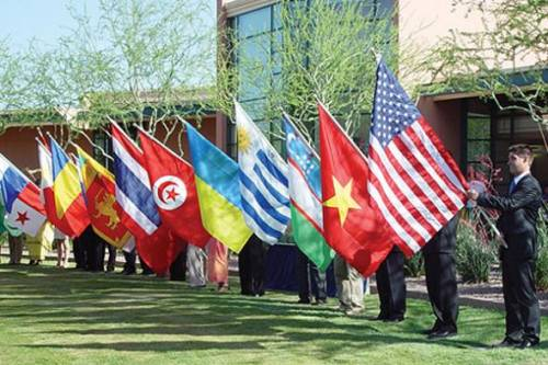 Since its founding in 1946, Thunderbird has been synonymous with leadership in global business education.