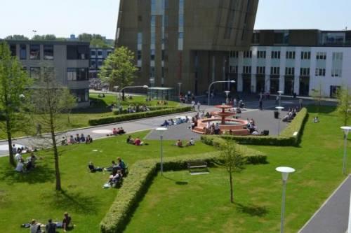 Campus summer