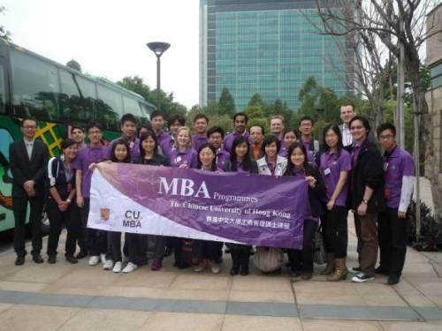 Shenzhen Study Trip