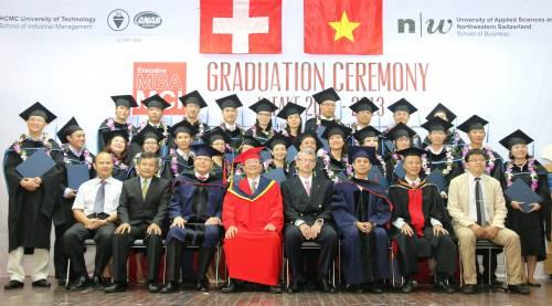 Opening ceremony, intake 2011-2013