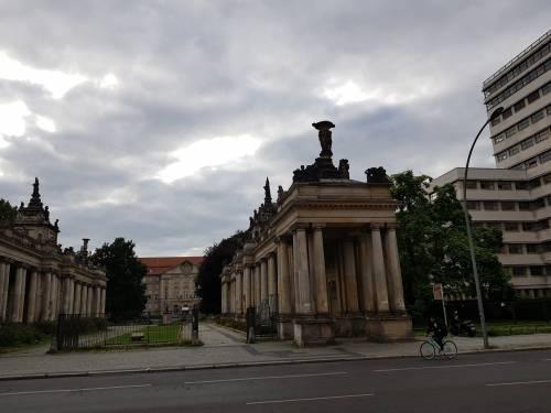 Königskolonnaden Potsdamer Straße