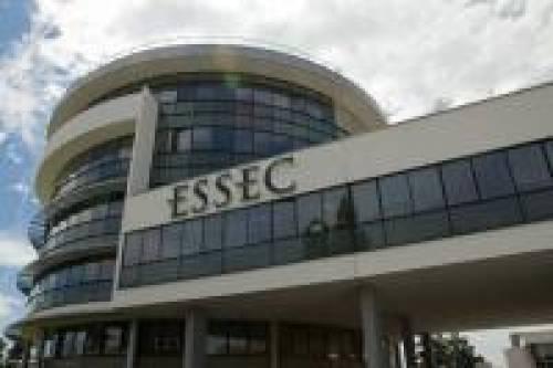 ESSEC Campus in Cergy-Pontoise, France